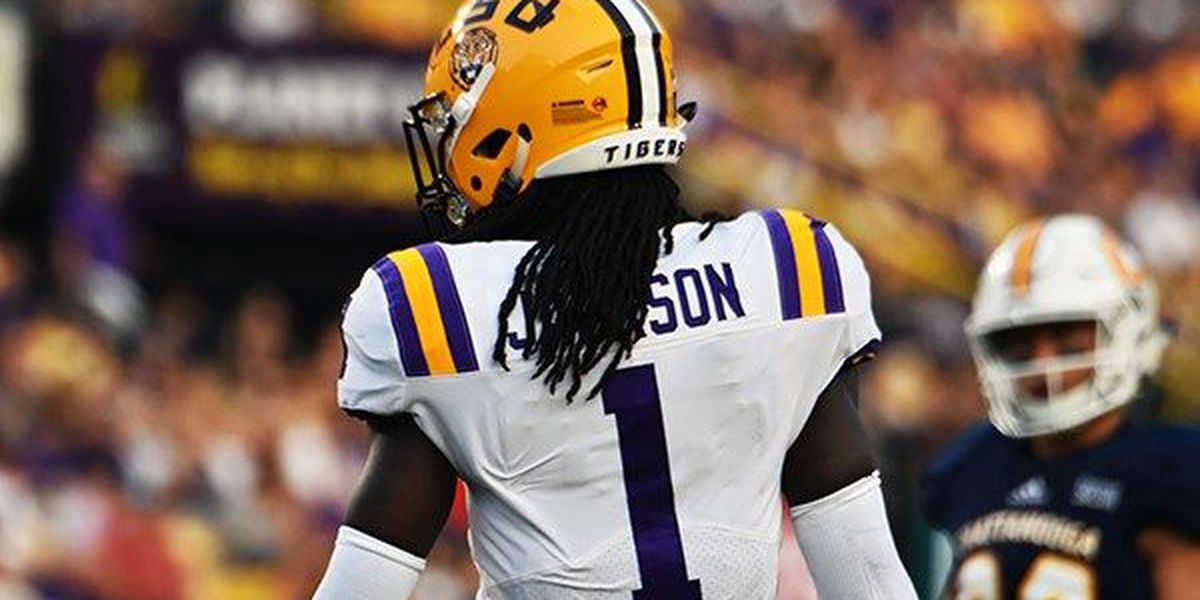 LSU's Jackson declares for NFL Draft