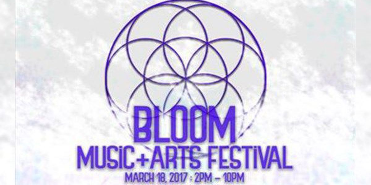 Baton Rouge to hold first annual Bloom Music & Arts Festival