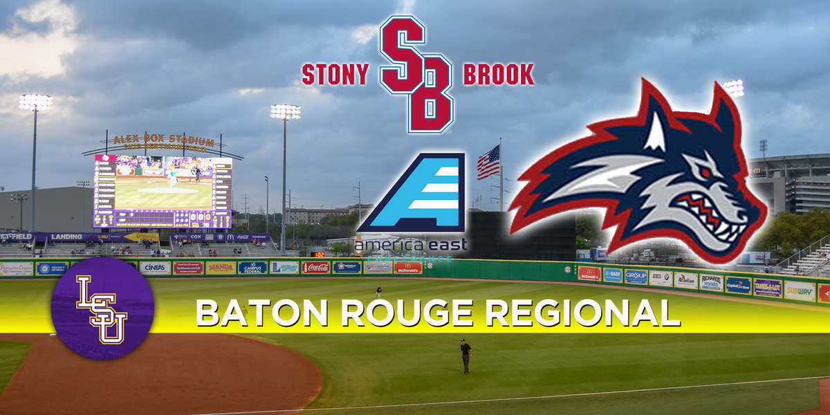 BR Regional: The Stony Brook Seawolves