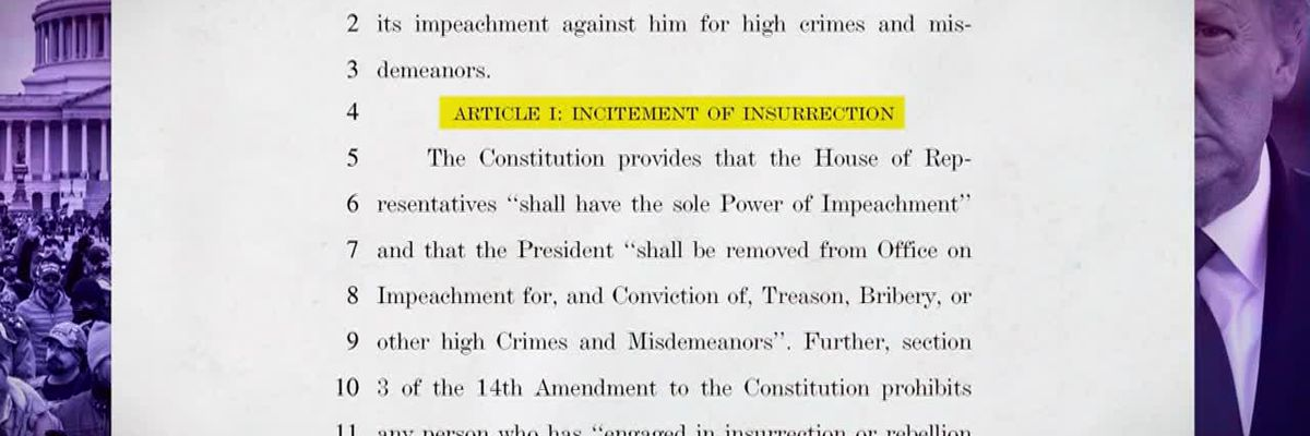 GOP largely sides against holding Trump impeachment trial