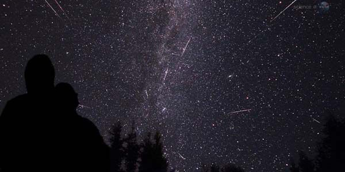 NASA: Meteor shower tonight is expected to be one of the best in years