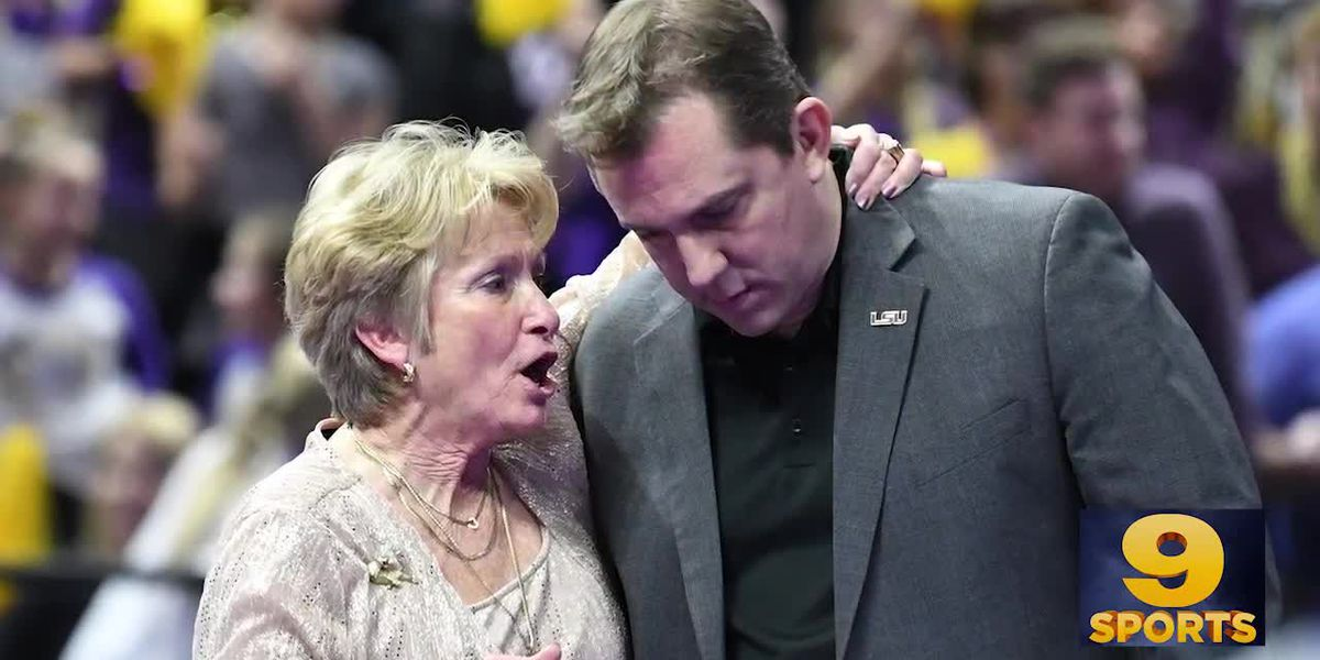 D-D Breaux steps down from LSU gymnastics program she built into powerhouse