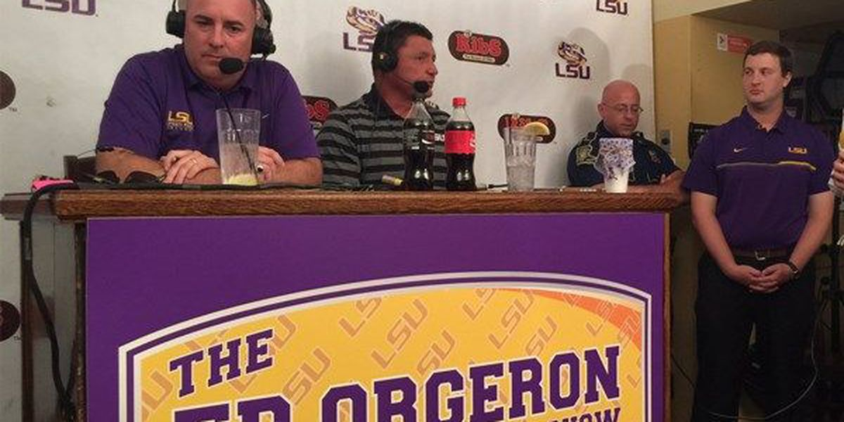 First three Coach 'O' radio shows to air from the South Stadium Club