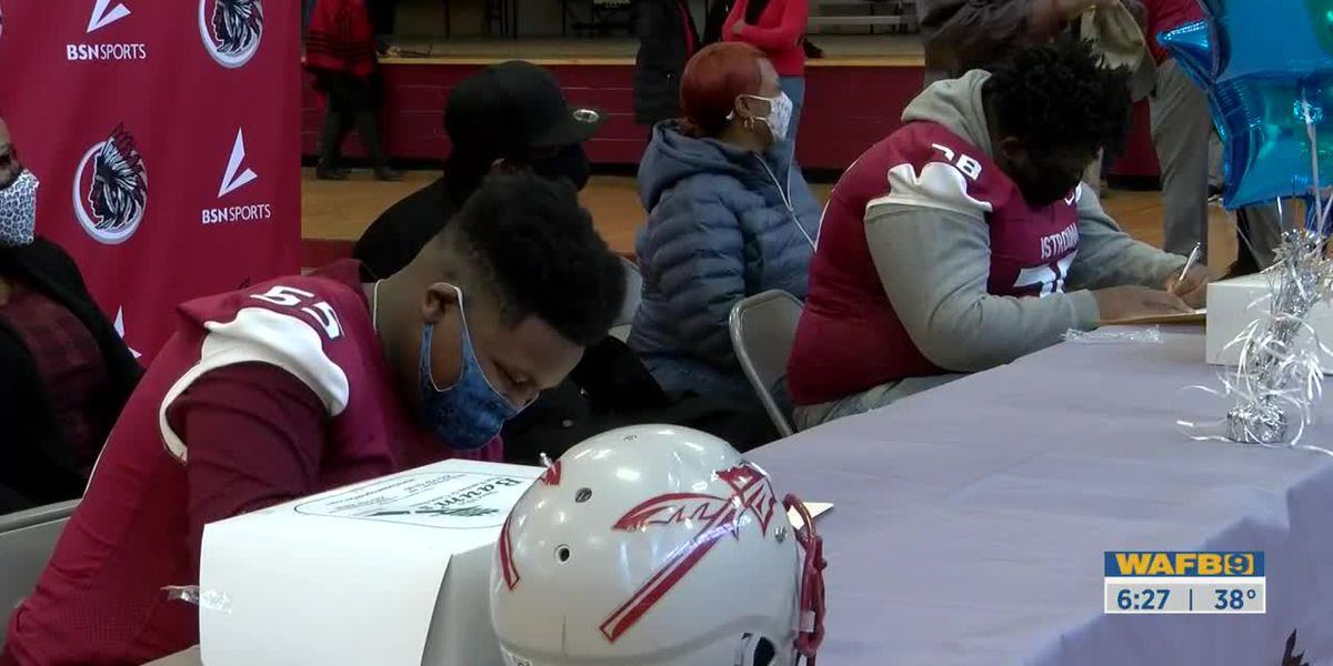 More La. student-athletes sign their NILs