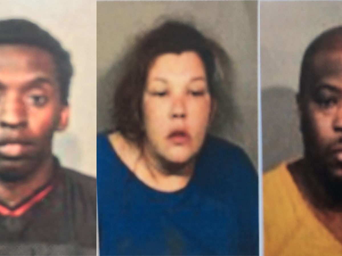 ARRESTED: 3 accused of creating and placing fake bombs at Louisiana schools, business