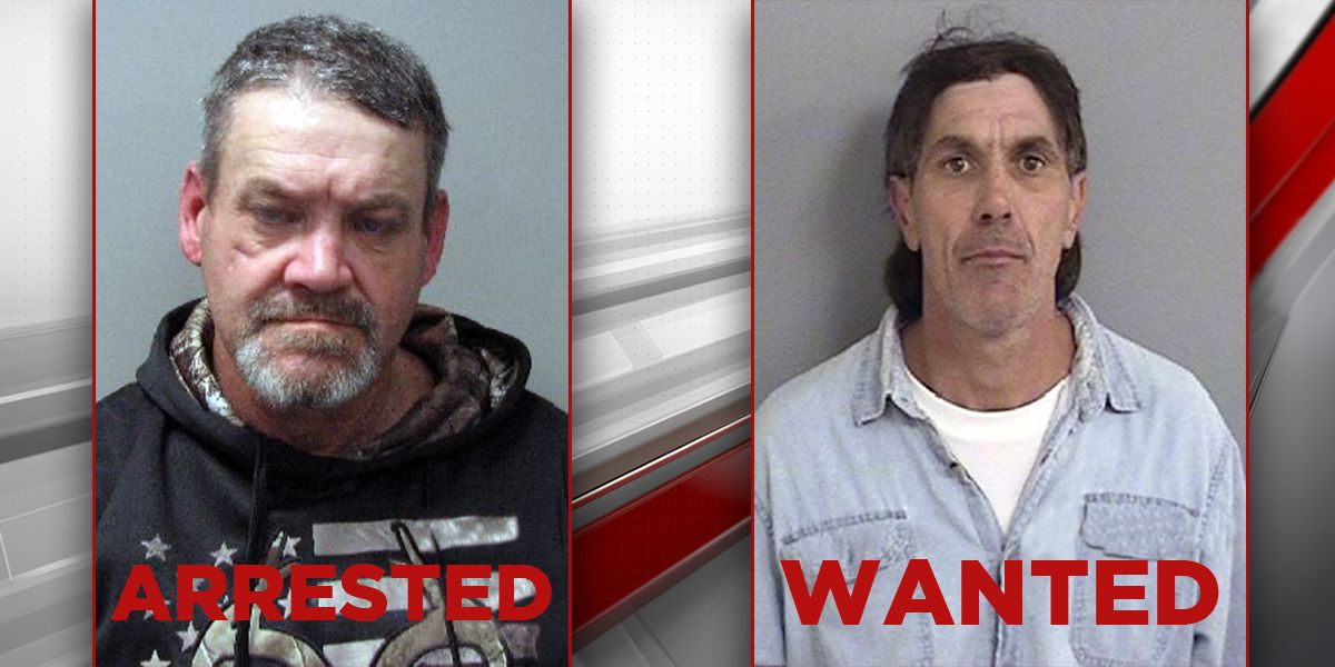 1 arrested, 1 wanted for allegedly stealing $50-100k of merchandise from business