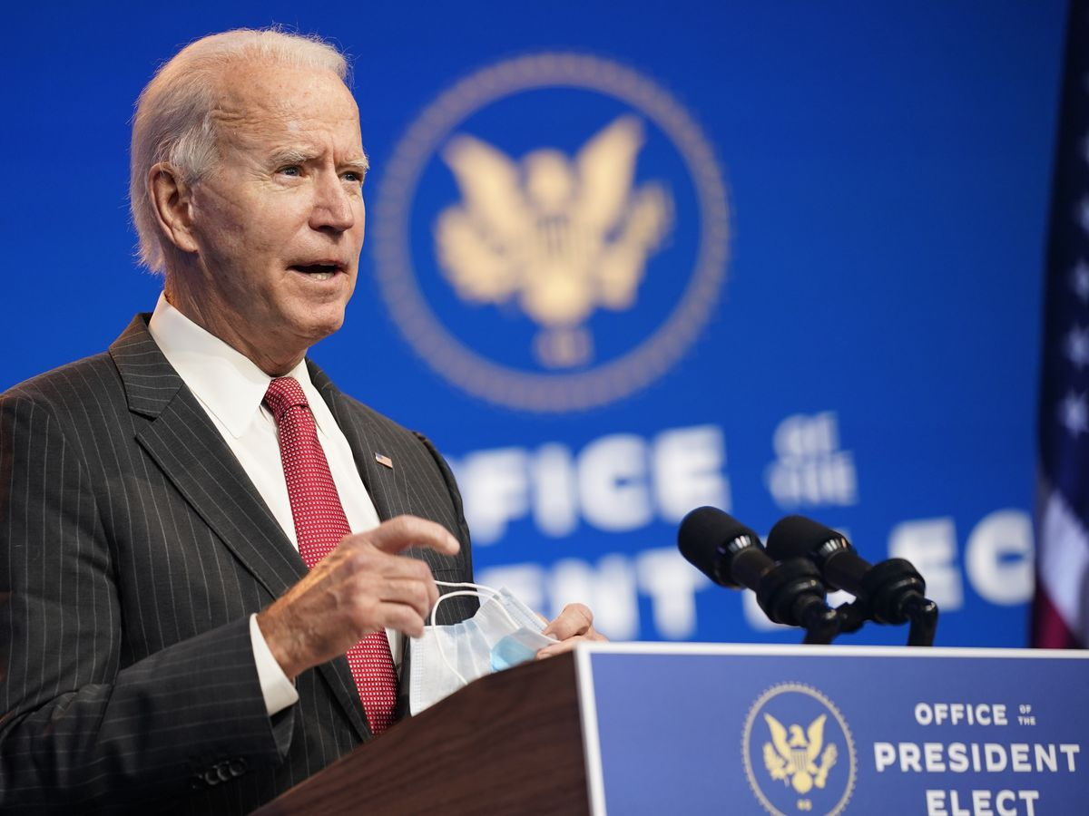 Biden chooses an all-female senior White House press team
