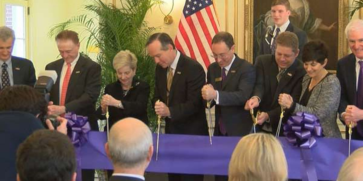 LSU Honor College opens renovated French House