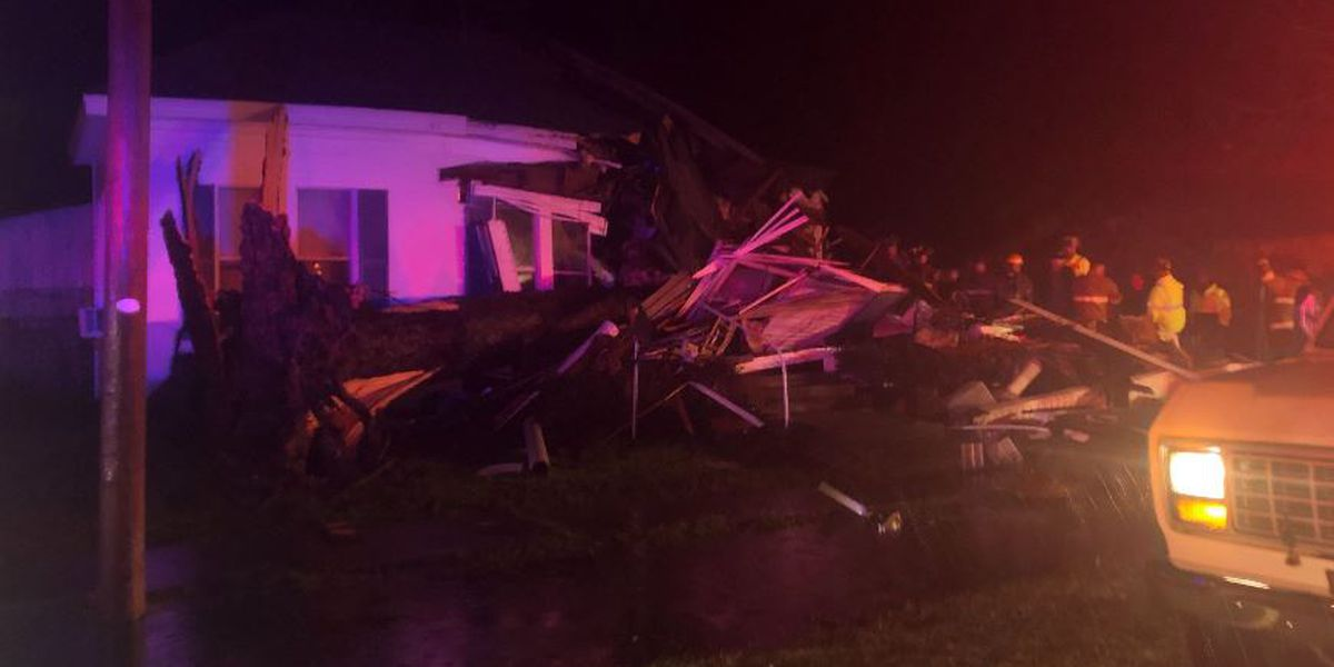 Storms claim 3 lives in NW Louisiana; part of I-20 closed