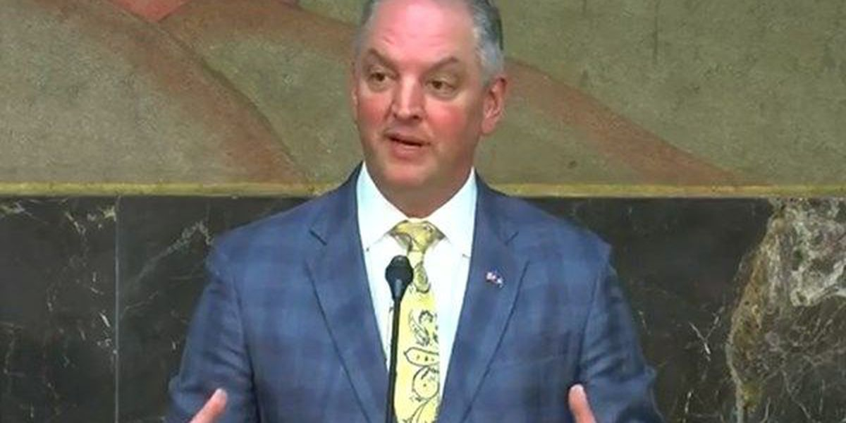 Gov. Edwards calls budget passed by House as 'complete failure,' Republican lawmakers disagree