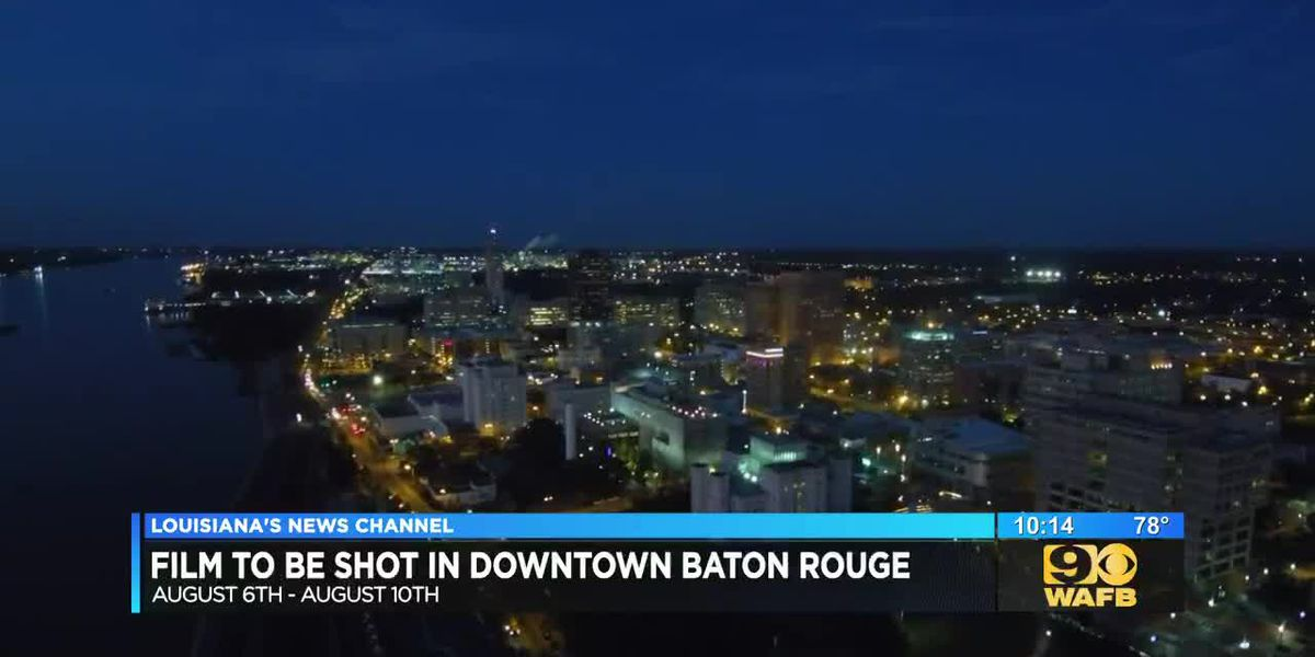 Movie staring Nicolas Cage set to be filmed in downtown Baton Rouge