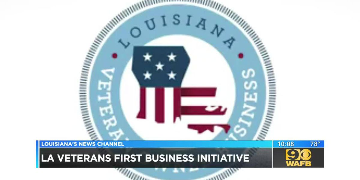 La. launches program to help consumers find businesses owned by veterans