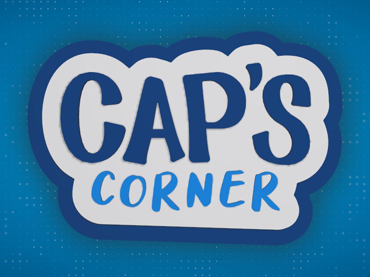 Cap's Corner Worksheets