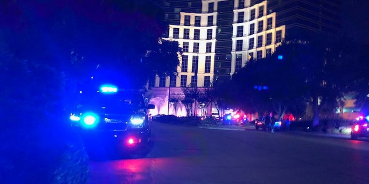 Two employees shot inside garage at Bossier City casino