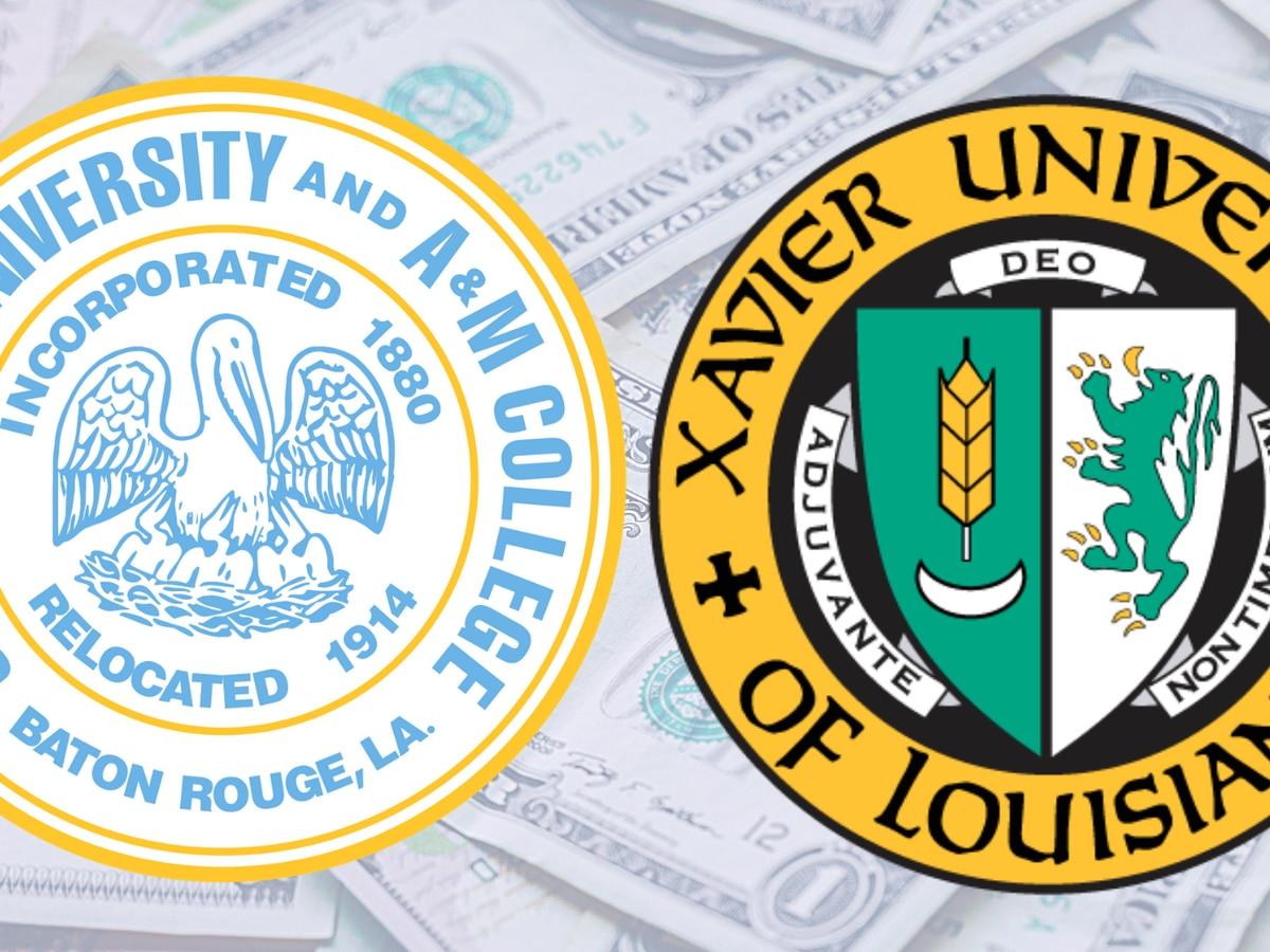 Southern, Xavier University to receive $4.4M in support of Centers of Excellence