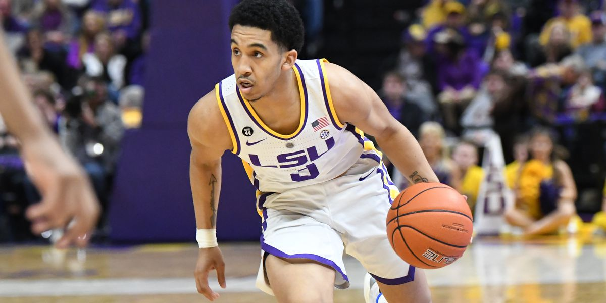 No. 25 LSU basketball hosts struggling Georgia