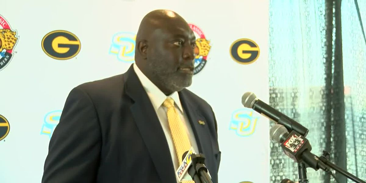 FULL VIDEO: Announcement on 47th Annual Bayou Classic