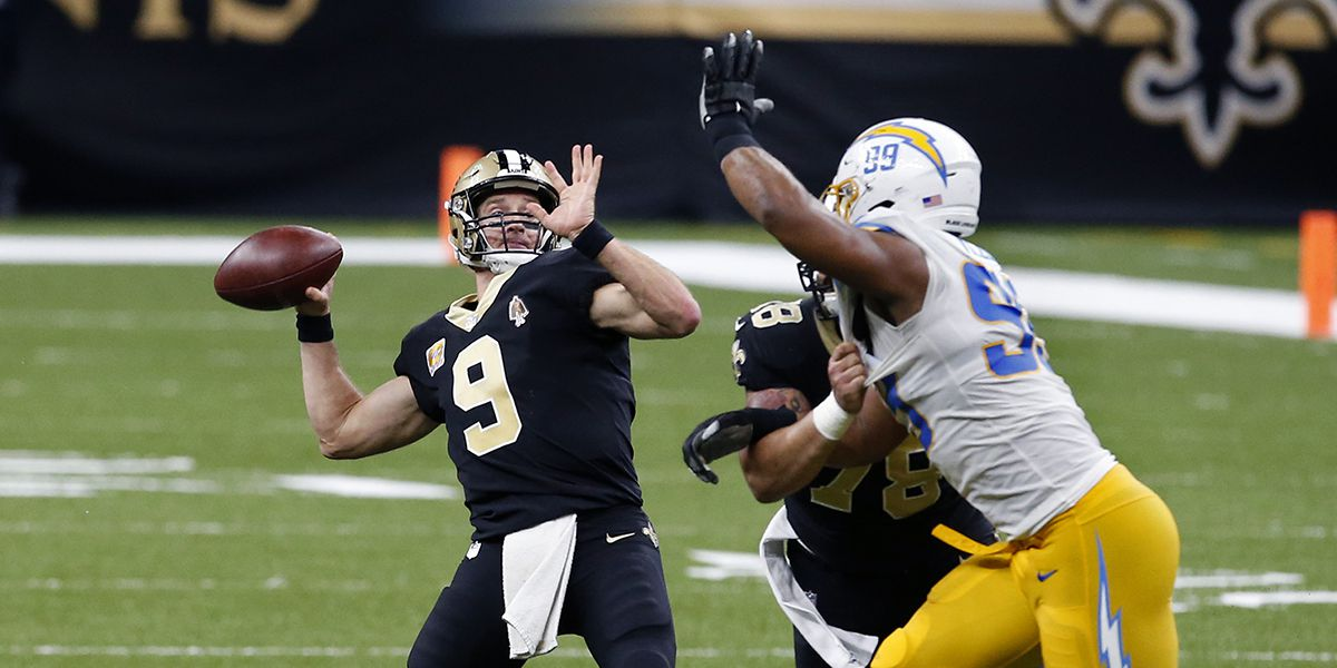Well wishes flood social media as Drew Brees announces retirement