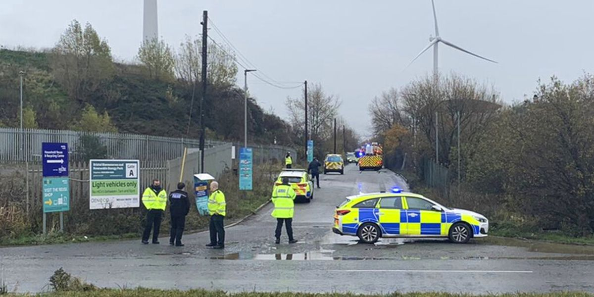 'Multiple casualties' after explosion at UK warehouse