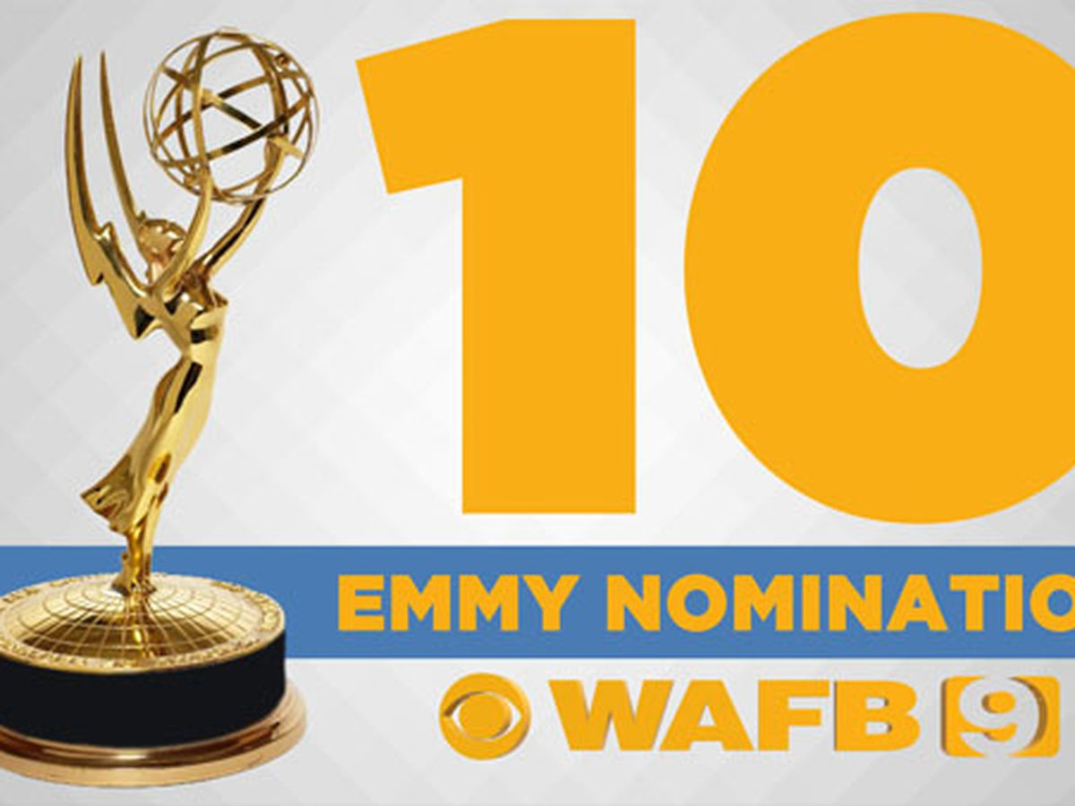 WAFB nominated for ten 2018 EMMY awards