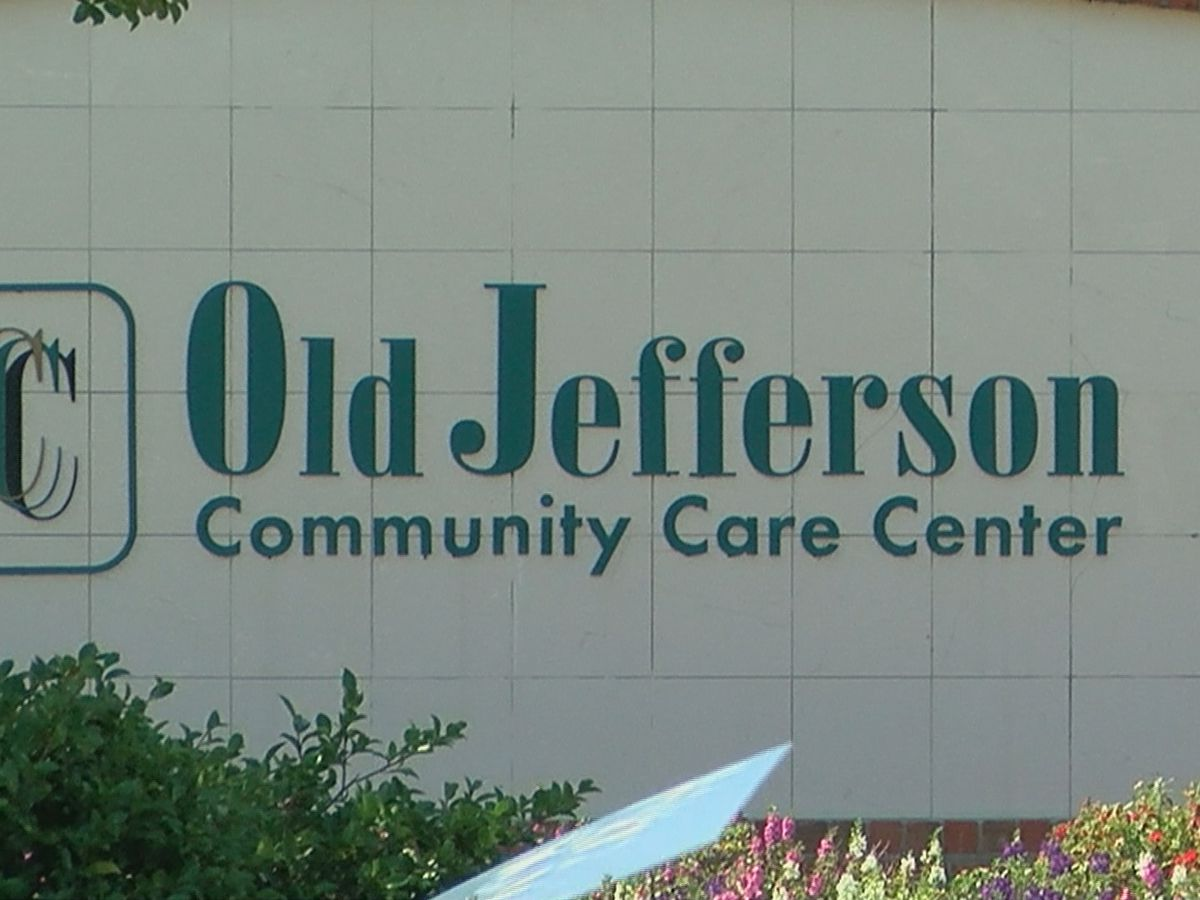 Baton Rouge area nursing home reports highest cases in the region