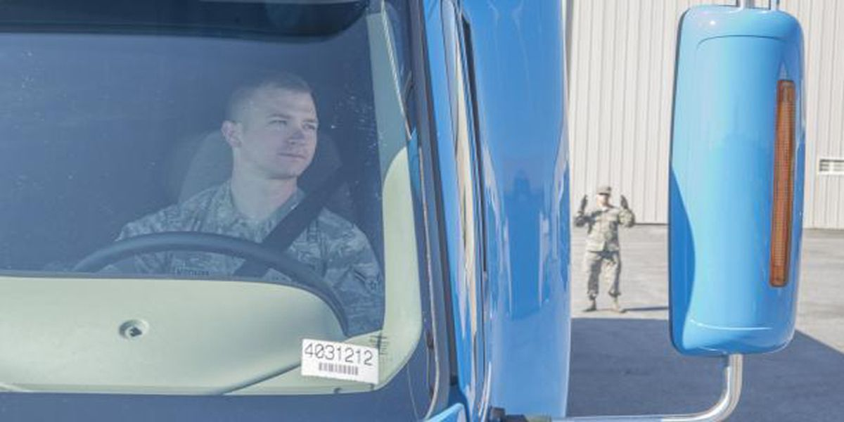 Transportation department announces program to help veterans, reservists find trucking jobs