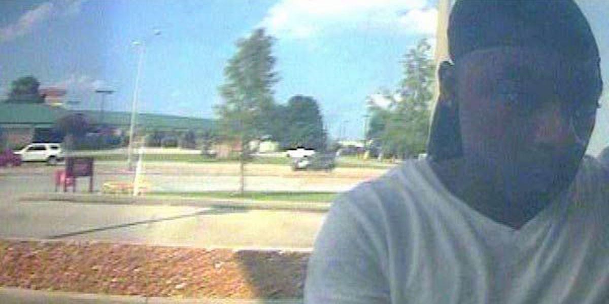 Suspect wanted after seen using stolen debit card