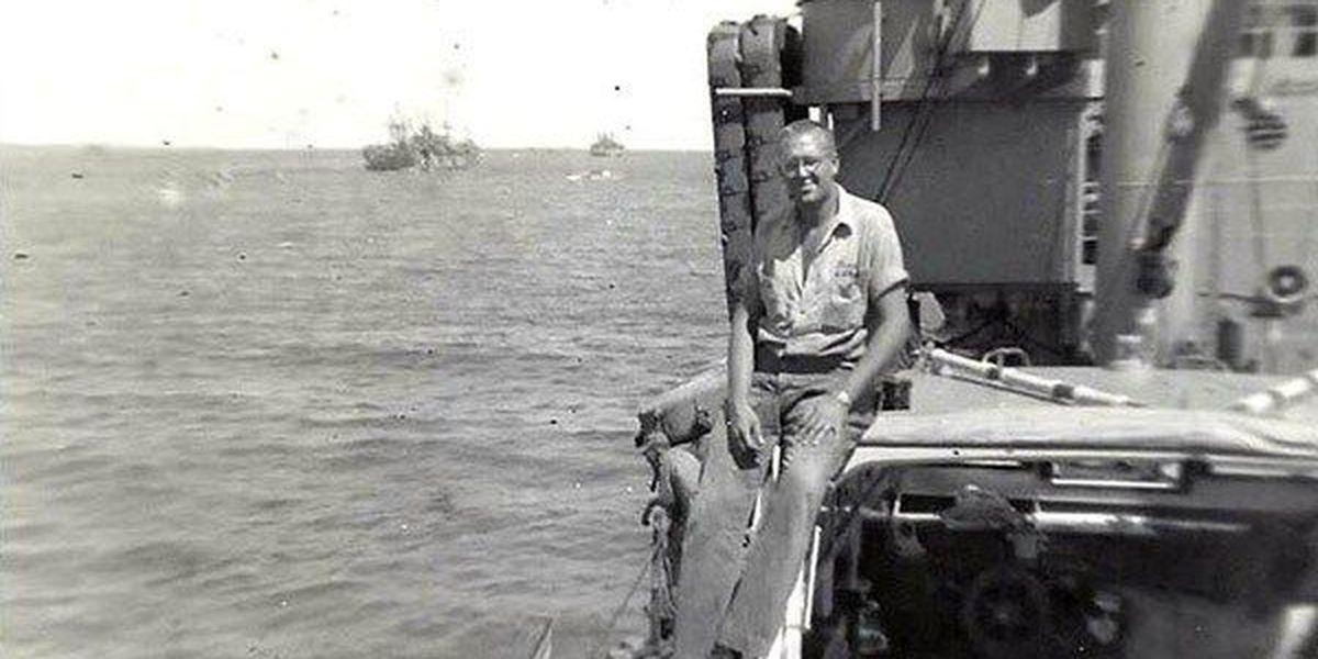 USS Kidd volunteer wins prestigious award