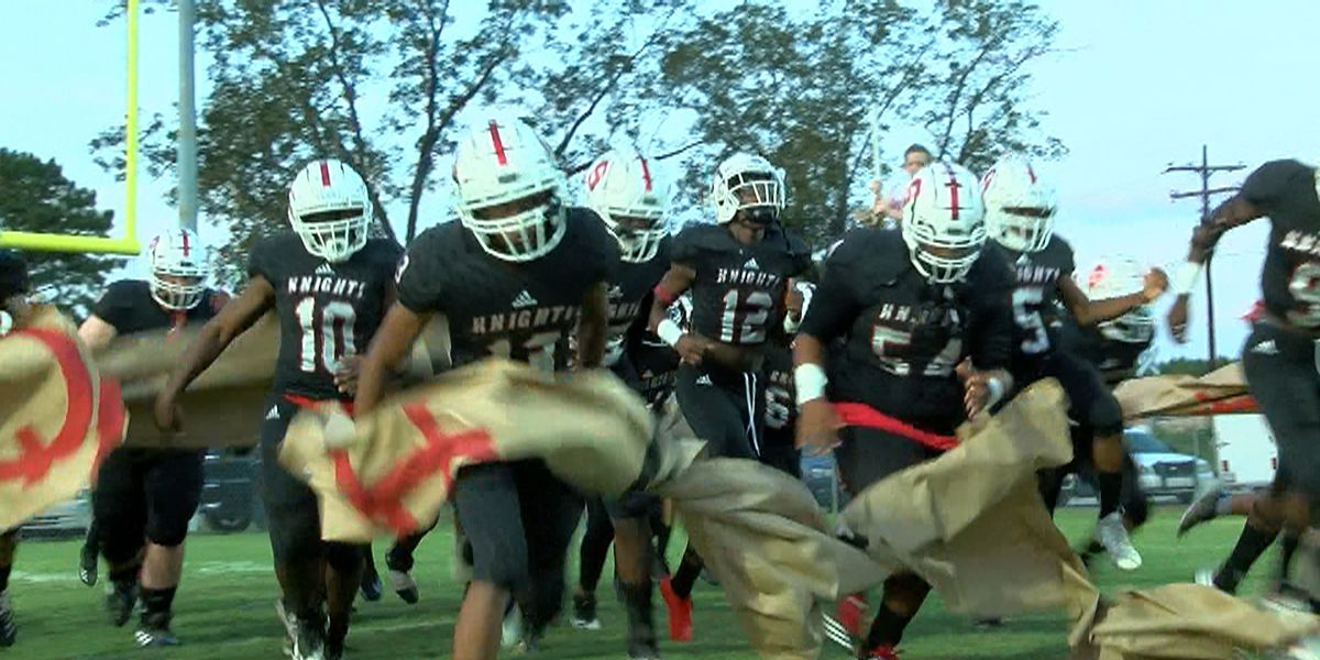 SPORTSLINE SUMMER CAMP: Slaughter Community Charter Knights