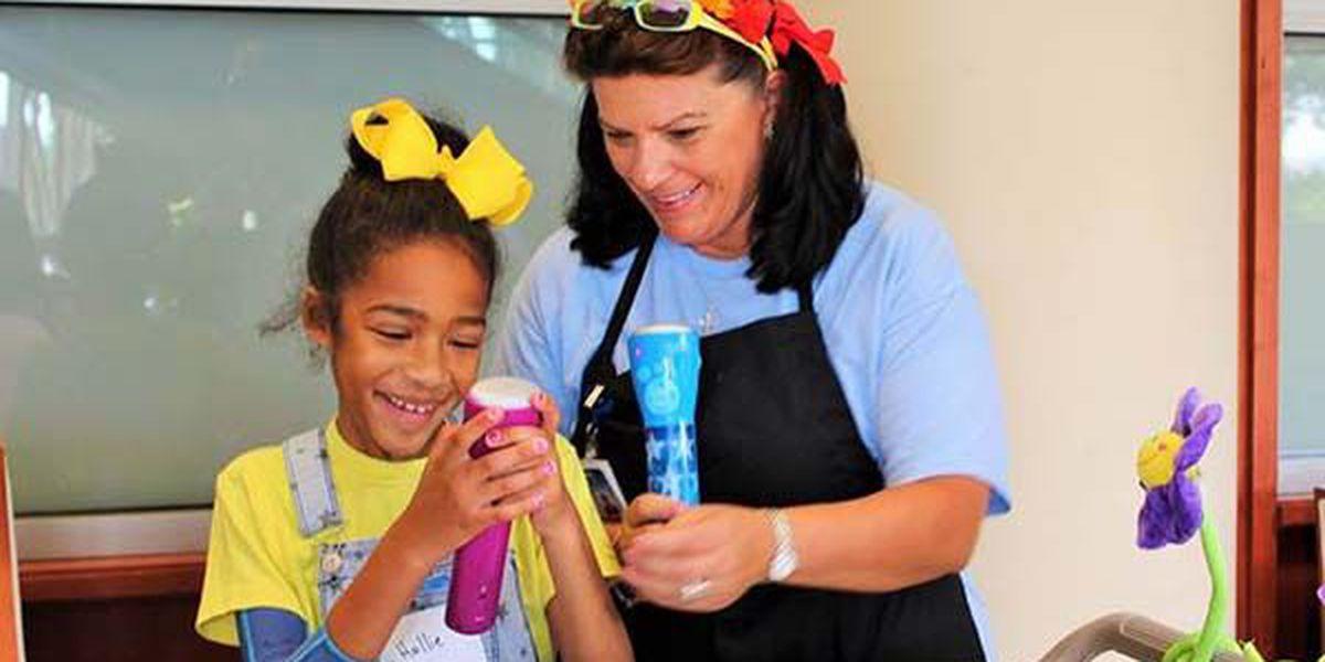 Baton Rouge General's Regional Burn Center hosts Pediatric Burn Carnival