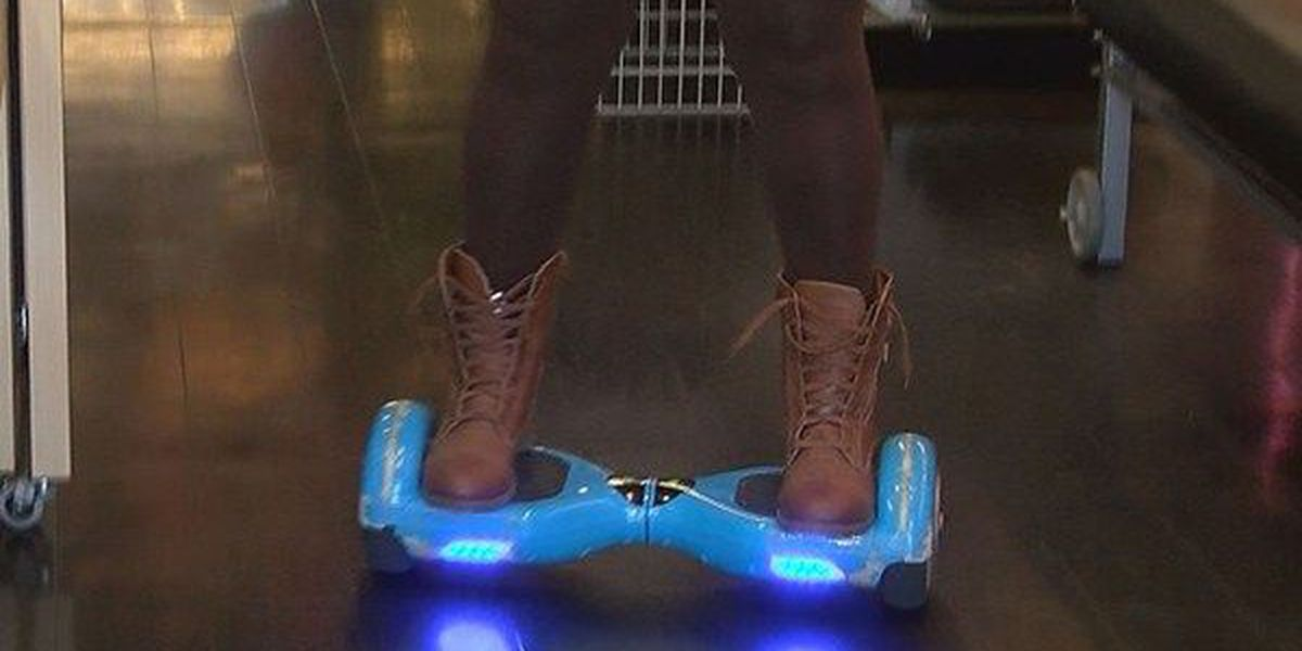 LSU issues temporary ban on Hoverboards due to safety risk