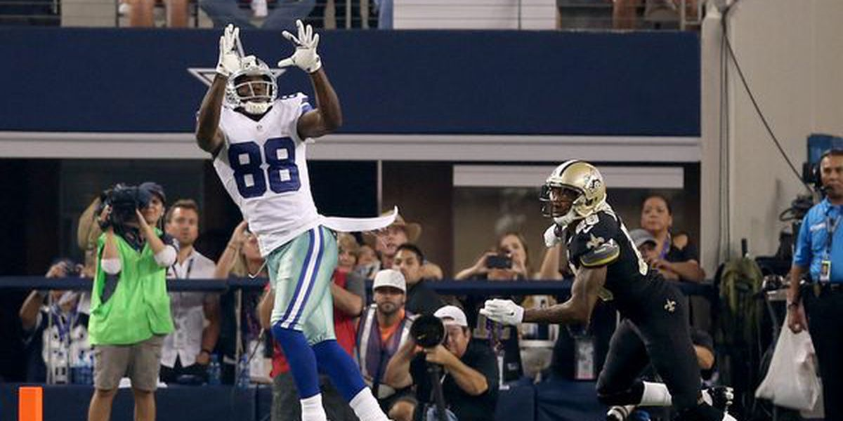 Report: Wide receiver Dez Bryant to sign with the Saints