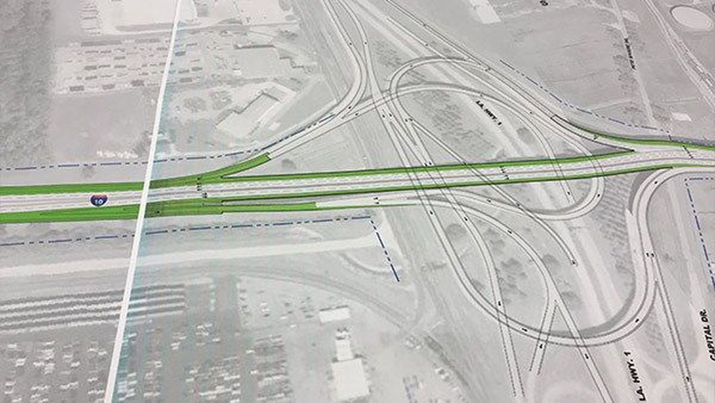 DOTD unveils new proposal to ease Baton Rouge traffic