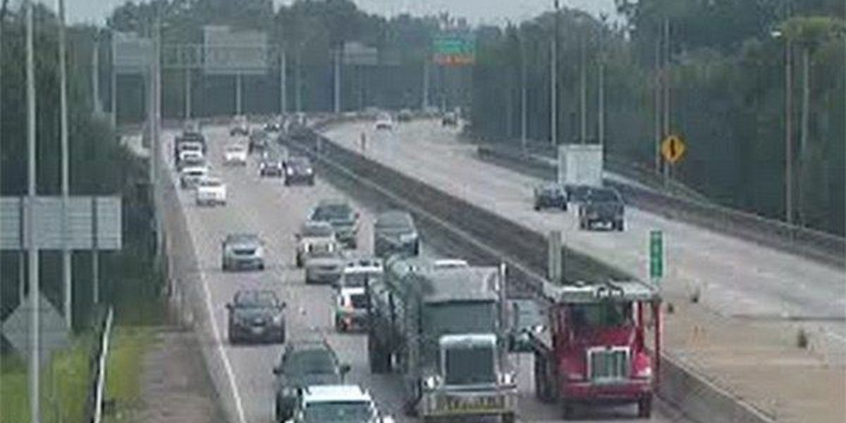 All lanes reopen on I-110 S at Mohican