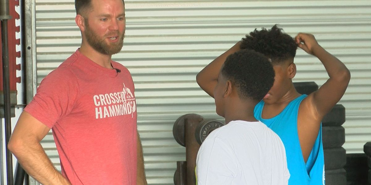 SHOWCASING LOUISIANA: Hammond gym owner uses CrossFit as a lesson for youth