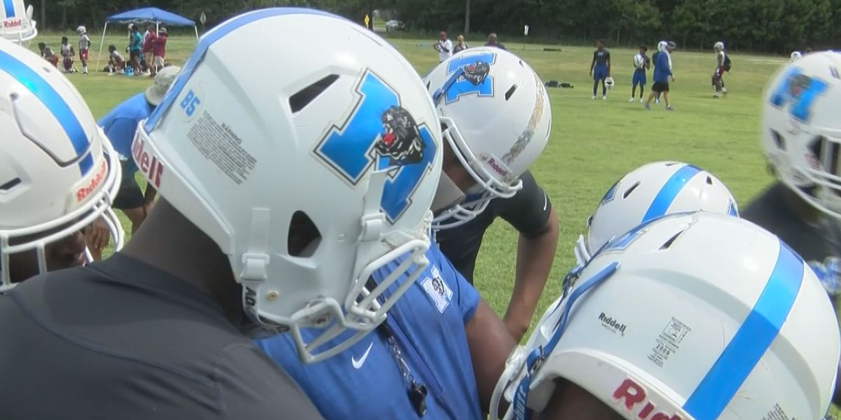 SPORTSLINE SUMMER CAMP: McKinley Panthers