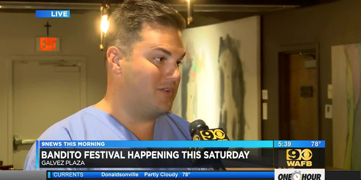 Bandito Festival debuting this weekend - Blake Williamson