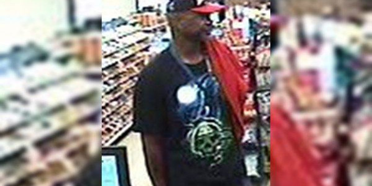 BRPD searching for man armed with knife who reportedly robbed Circle K on Perkins