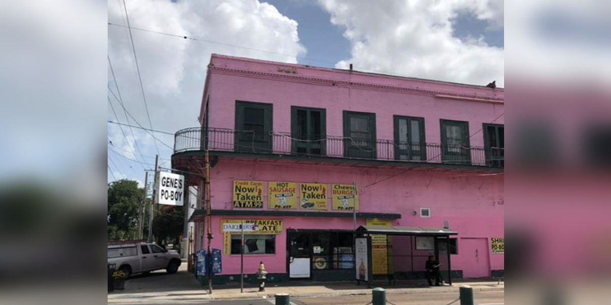 Gene's Po-Boys, iconic New Orleans eatery, closing in July