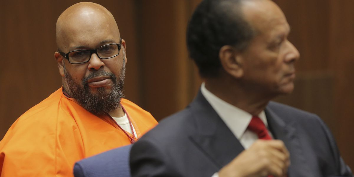 28 year prison sentence caps long downfall for 'Suge' Knight
