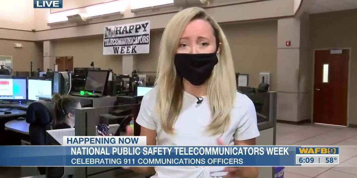 Recognizing 911 communications officers