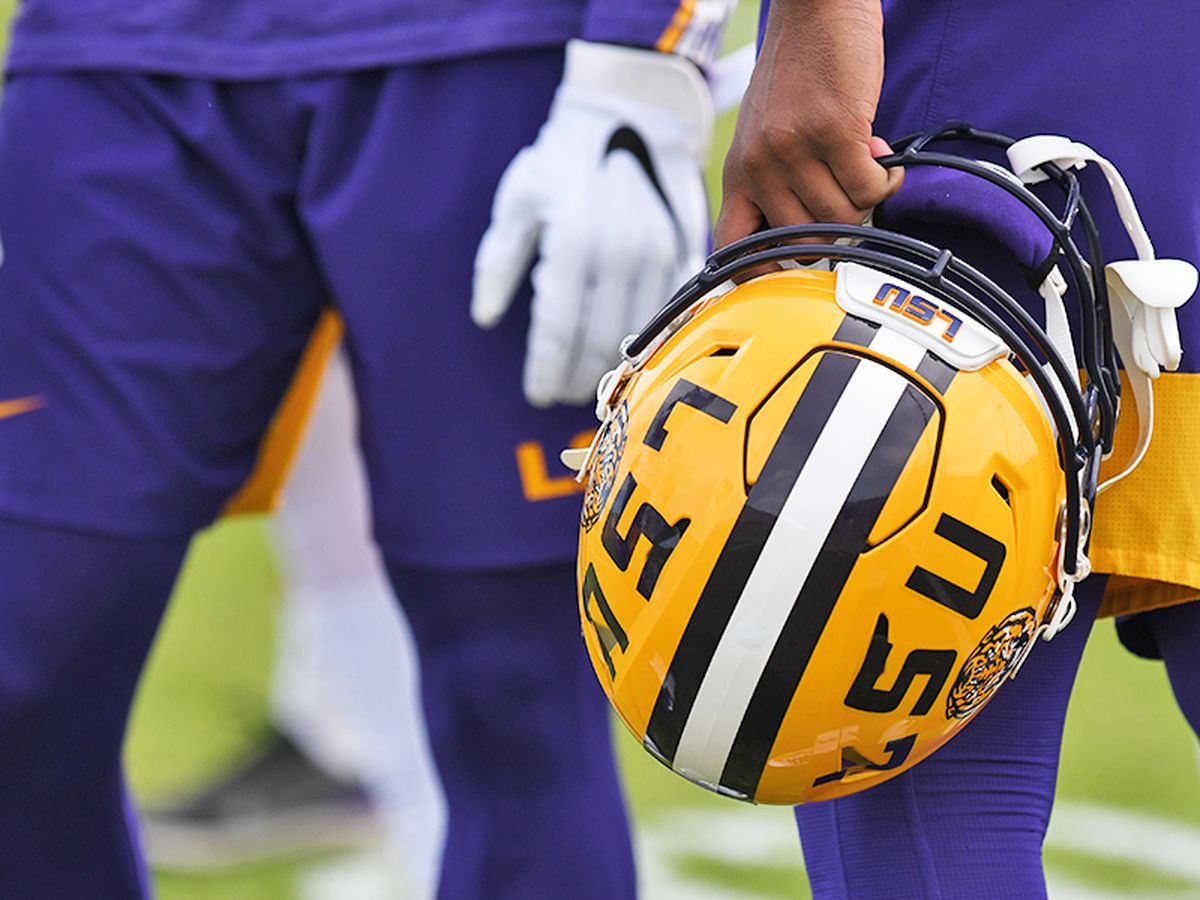 LSU announces dates for spring football, including pro day and spring game