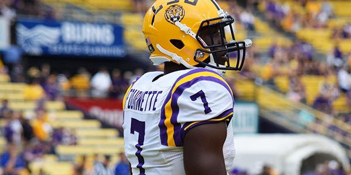 Fournette, Alexander, Mills named to All-SEC first team, 5 other Tigers earn honors