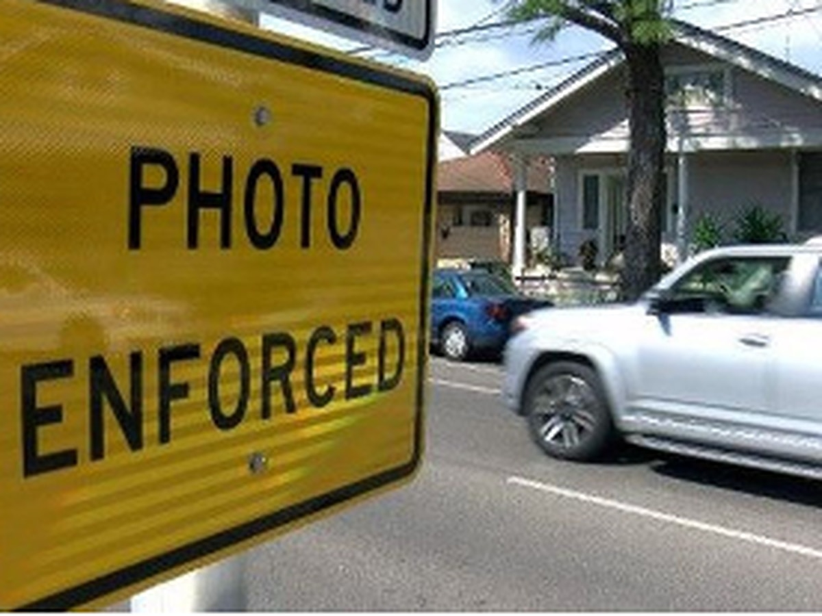 Attorneys sue for decades worth of traffic camera fines to be refunded in Baton Rouge