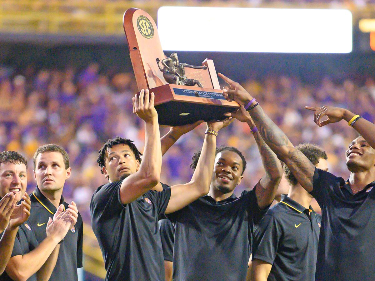 Wade, Mays recap LSU basketball's Spain trip and preview start of practice