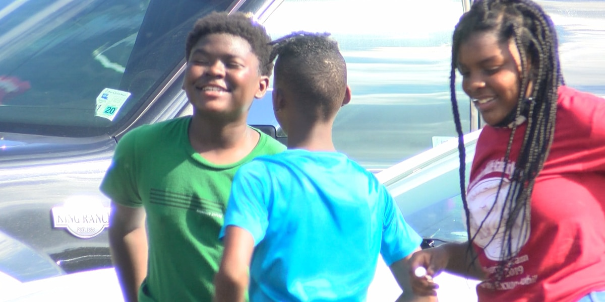 Ment-2-Fit Mentoring program aims to help youth in high crime areas of Baton Rouge