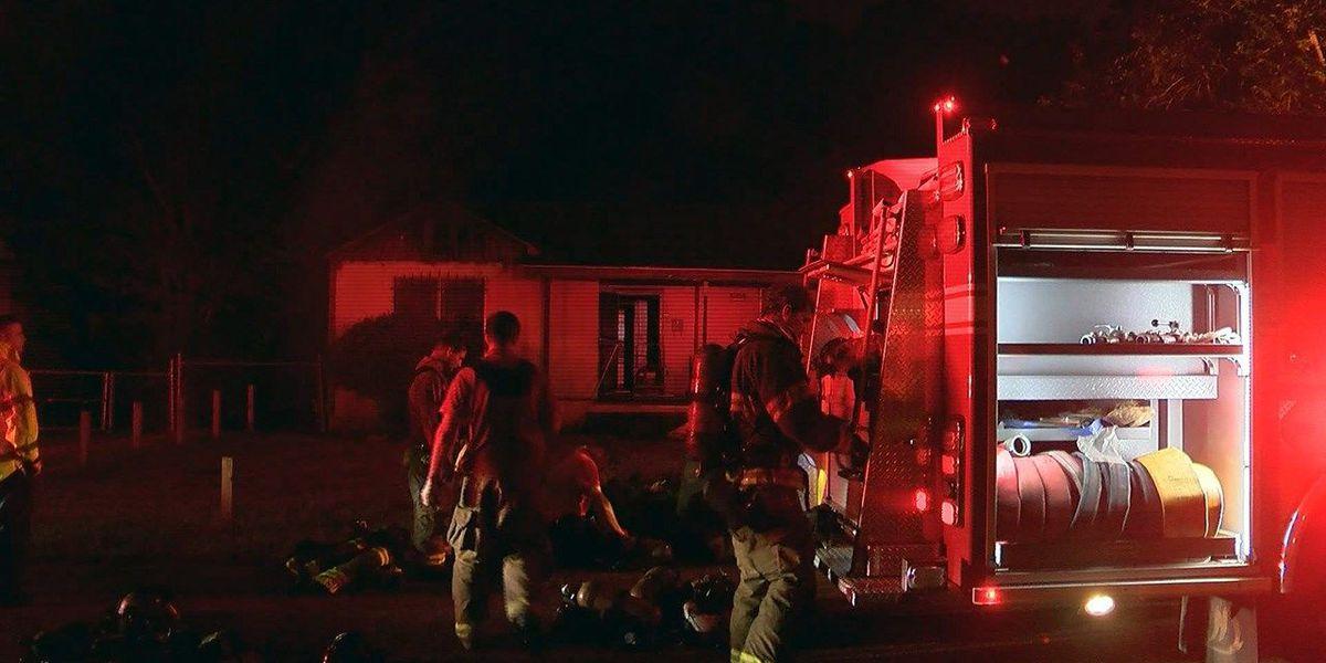 BRFD investigates arson on Delaware Street