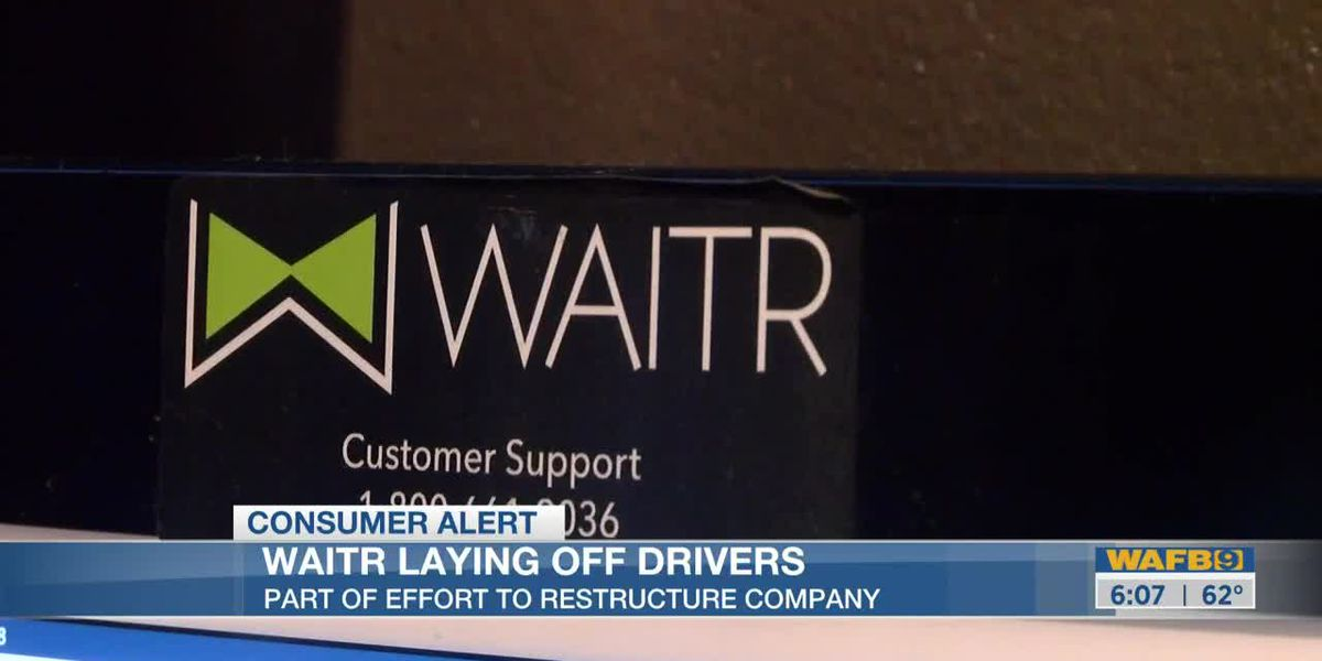Waitr to lay off 2,300 drivers in order to restructure company