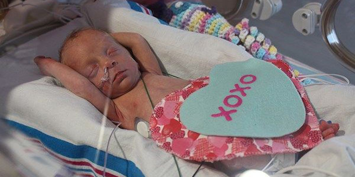 Woman's Hospital opens big NICU expansion on Valentine's Day