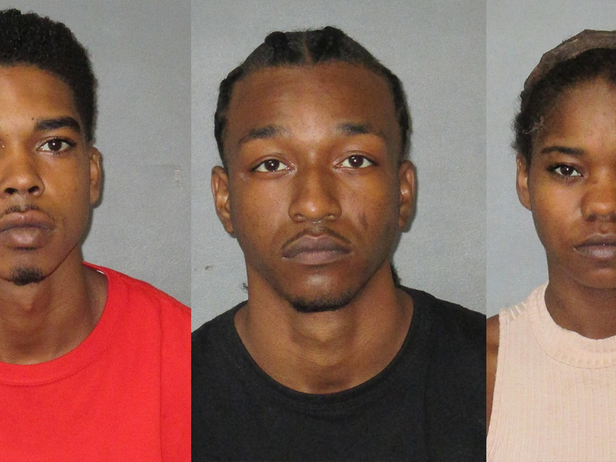 Accused arsonists sought to 'make a statement' by burning buildings in Baton Rouge, records say